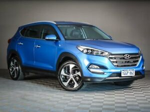 2016 Hyundai Tucson TLE Elite Blue Sports Automatic Dual Clutch Maddington Gosnells Area Preview