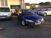 Renault Laguna dCi, Great Condition, New MOT, Warranty, Tow-Bar