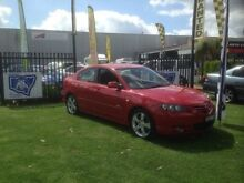 2005 Mazda 3 BK1031 SP23 Red 5 Speed Manual Sedan Minto Campbelltown Area Preview