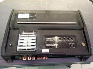 Kenwood Car Amp. We sell used amps. (#36662)