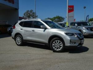2019 Nissan X-Trail T32 Series II ST-L X-tronic 2WD Silver 7 Speed Constant Variable Wagon Morley Bayswater Area Preview