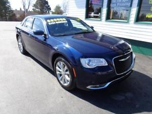 2017 Chrysler 300 Touring AWD for only $234 bi-weekly all in!