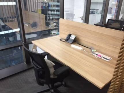Desk For Rent Brisbane CBD