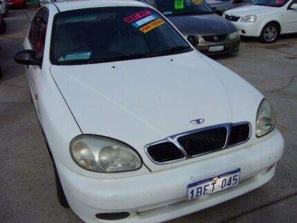DAEWOO LANOS AUTO Landsdale Wanneroo Area Preview