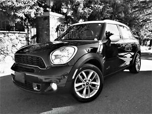 2012 MINI Cooper Countryman S AWD Certified Must See $20,995.00