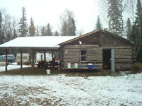 117 Acres Cabin Waterfront and Riverfront