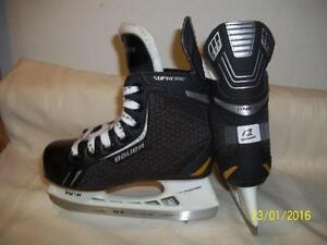 Boys/Youth Skates Size 12 (Bauer Supreme One.4)