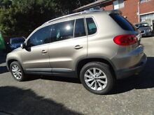2012 Volkswagen Tiguan 5NC MY12 155 TSI (4x4) Gold 7 Speed Automatic Wagon Sylvania Sutherland Area Preview