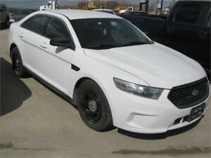2013 Ford Taurus Police Interceptor $8995