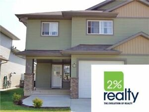 Affordable Immaculately 1/2 Duplex - Listed By 2% Realty