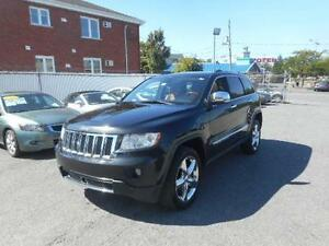 JEEP GRAND CHEROKEE OVERLAND 4X4 2011 (NAVIGATION,BLUETOOTH)