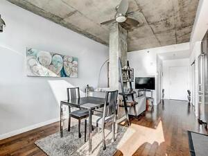 Perfect studio between Griffintown and Old Port