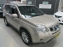 2012 Nissan X-Trail T31 Series V ST Gold 1 Speed Constant Variable Wagon Maryville Newcastle Area Preview