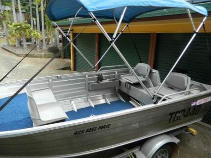 Ally Craft Boat for Sale Jindalee Brisbane South West Preview