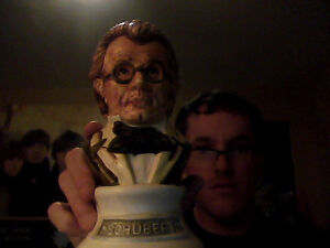 Franz Schubert Ceramic Figurine