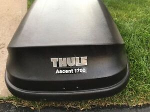 thule ascent 1700 350$ Nego