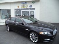 2014 JAGUAR XJ XJL 3.0 AWD AWD Supercharged