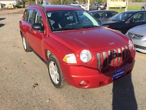 2007 Jeep Compass Sport 4WD 4dr Sport