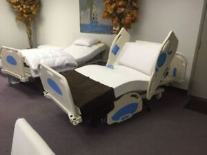 HOSPITAL BEDS - NEW - recognized By Health Canada