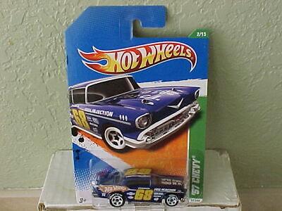 Hot Wheels 2011 Treasure Hunt 57 Chevy