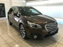 Subaru OUTBACK 2.0d Lineartronic Unlimited