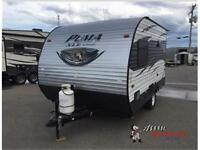New 2016 Palomino Canyon Cat 12RBC Travel Trailers