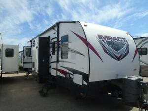 Bumper Pull Toy Haulers Buy Or Sell Used And New Rvs
