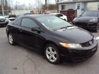 2010 Honda Civic Cpe LX SUNROOF ALLOY WHEELS Ottawa Ottawa / Gatineau Area Preview