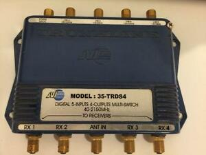 DIGITAL MULTISWITCH TRUNKLINE 35 TRDS4