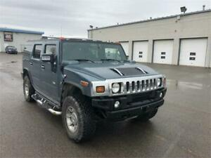 2007 Hummer H2 4X4 Toit ouvrant, Cuir, Bluetooth,Cruise controle
