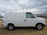 2005 Chevrolet Astro CARGO--ONE OWNER---ONLY 92,000KM