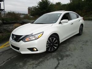 2018 NISSAN ALTIMA 2.5 SV (MOONROOF, HEATED SEATS & WHEEL, B/TOO