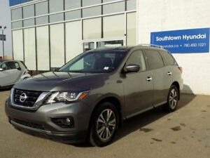 2017 Nissan Pathfinder LEATHER/3D VIEW CAMERA/POWER LIFTGATE