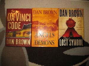 Dan Brown Hardcover Books