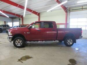 2011 Dodge Ram 2500 SLT 4x4 Diesel Loaded Pre Def Fluid