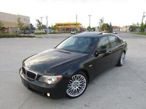 "2006 BMW 750I *20"" RIMS,SPORT PKG,LEATHER,SUNROOF,NAVIGATION!!!*"