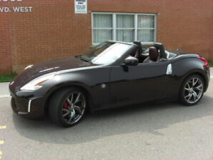 2016 Nissan 370Z touring sport roadster