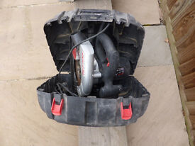 Skil Circular saw 5166 complete with case(NOT WORKING)