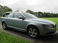 2008 (08) Volvo V70 2.4 D5 ( 185ps ) SE ***FINANCE ARRANGED***