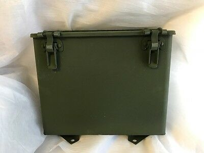 Metal Map Glove Box Can Storage Unit Military Steel 12257065 M939 M931 Unimog