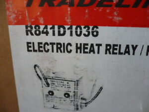 Electric heat relays