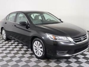 2015 Honda Accord Sedan LX w/HEATED SEATS, REARVIEW CAMERA, NEW