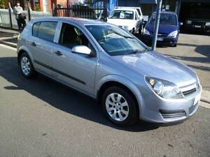 2005 Holden Astra Hatchback New Town Hobart City Preview