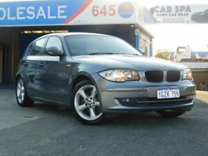 ** EXTREMELY LOW KMS ** BMW SERIES 1 ** HATCH ** AUTO ** LEATHER ** FULL SERVICE HISTORY ** Victoria Park Victoria Park Area Preview