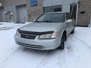 Toyota Camry LE 2001 4 Cyl. Automatic fully equipped very clean