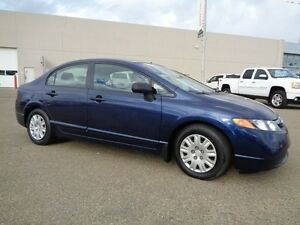 2007 Honda Civic 4 DR Sedan | 5sp Manual | Comfortable & Economi Edmonton Edmonton Area image 14