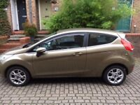 Beautiful Ford Fiesta 1.4 well looked after low mileage