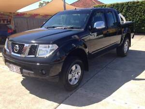 2009 Navara DUAL CAB V6 **Get up and Go Truck** Northgate Brisbane North East Preview