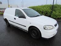 Vauxhall Astravan 1.7DTi 16v 2003 Envoy