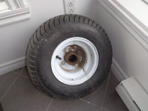 4 x roues 215-60-8